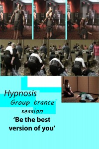 Sarapugh hypnosis