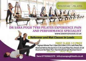 Sara Pugh Reformer Leeds