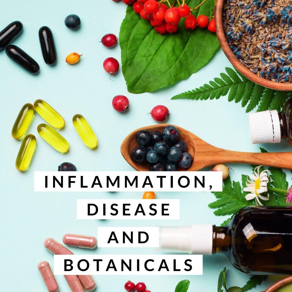 inflammation-plants