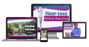 Seated Standing Pilates